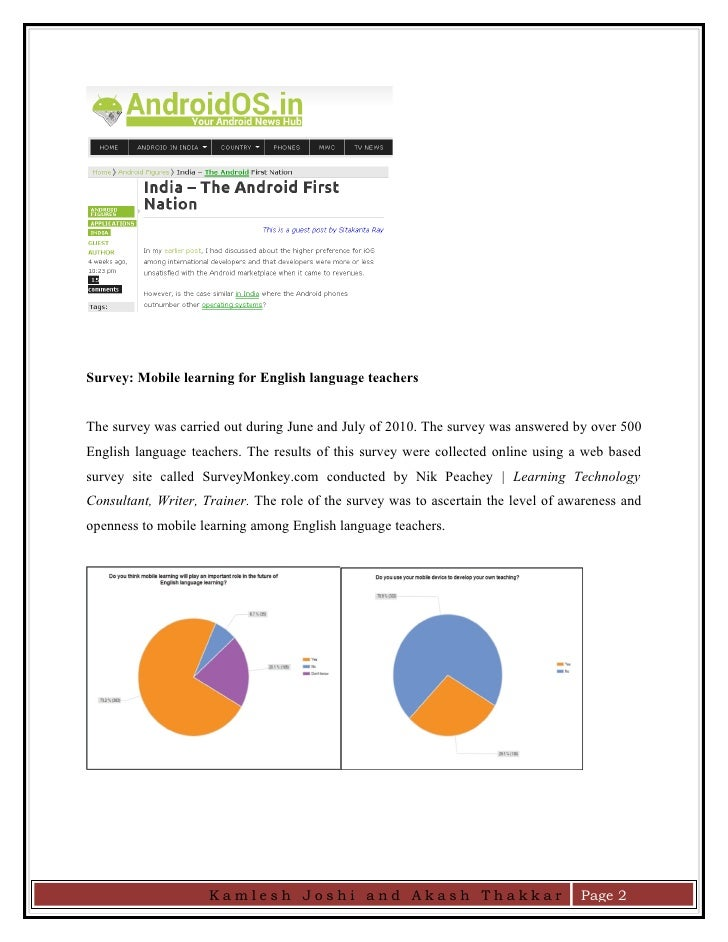 research app paper Positive impact of smartphone application: whatsapp &  in this paper we aim  app enables an online business to plan and focus on their sales.