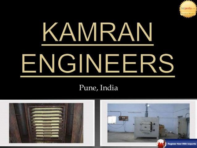 Kamran Engineers In Pune