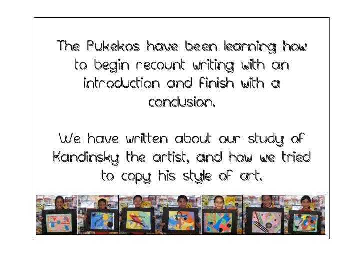 """Kandinsky"" by the Pukekos"
