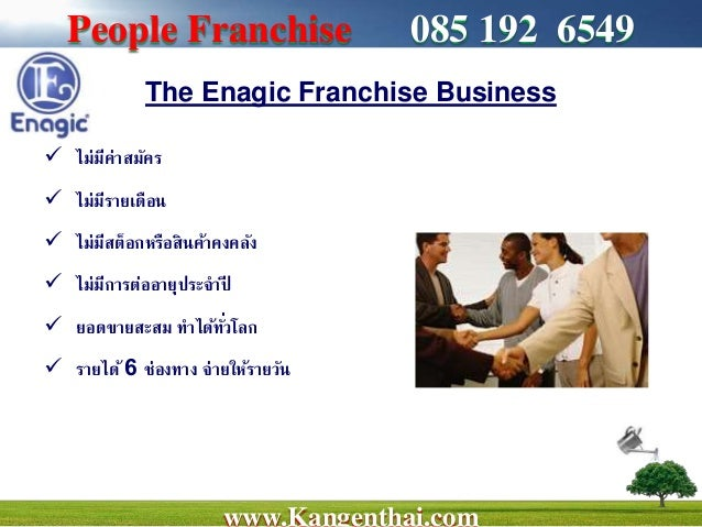 Enagic Business Plan The Enagic Franchise Business