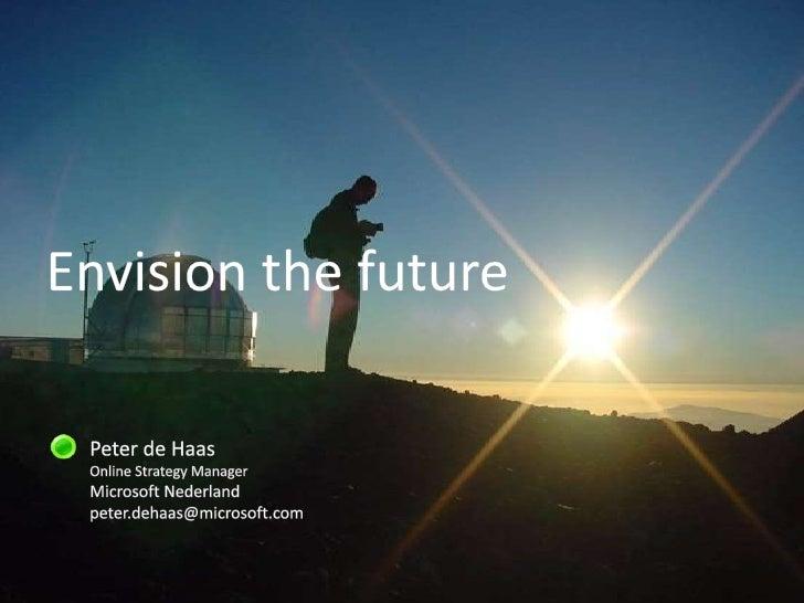 Kannegieter Event   envision the future - Microsoft - 24-6-2010 - v1.0