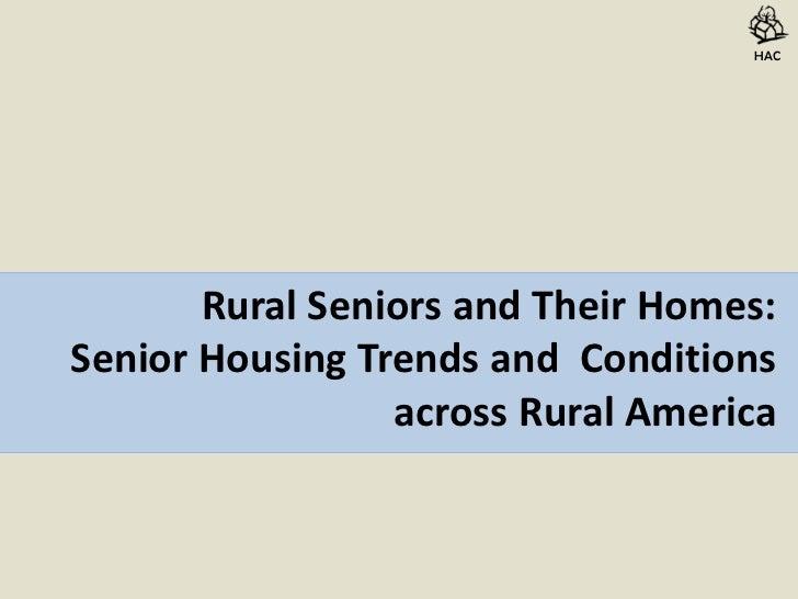 Kansas Housing Conference 2012  - senior housing - hac