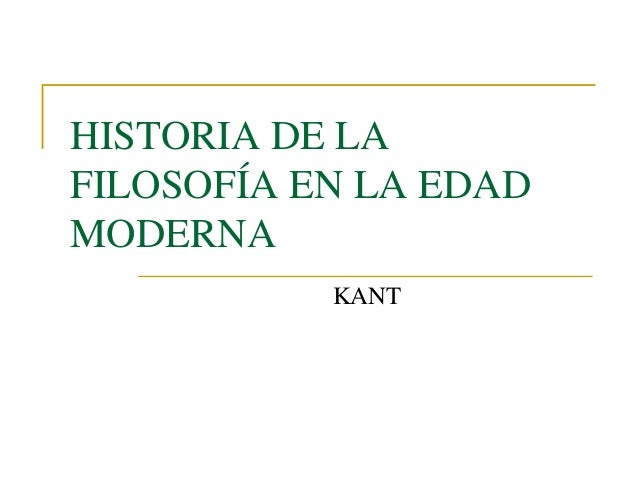 Kant critica razon pura