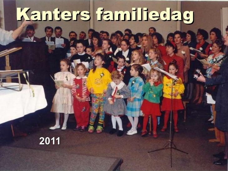 Kanters Familiedag 2011