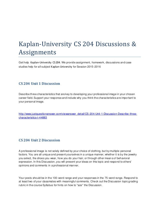 Csov Homework Assignments - image 4