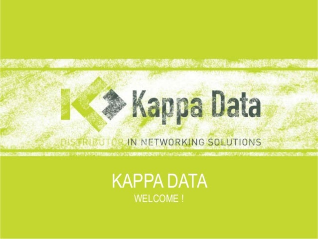 Kappa data corporate preso v2 luxembourg 2013