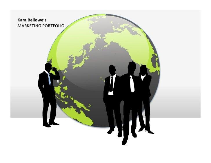 Kara Marketing Strategy Sample