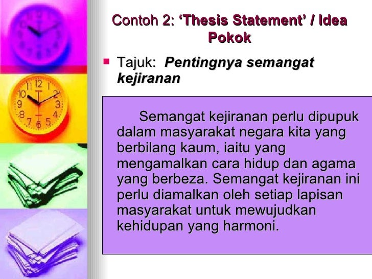 apa thesis statement and outline