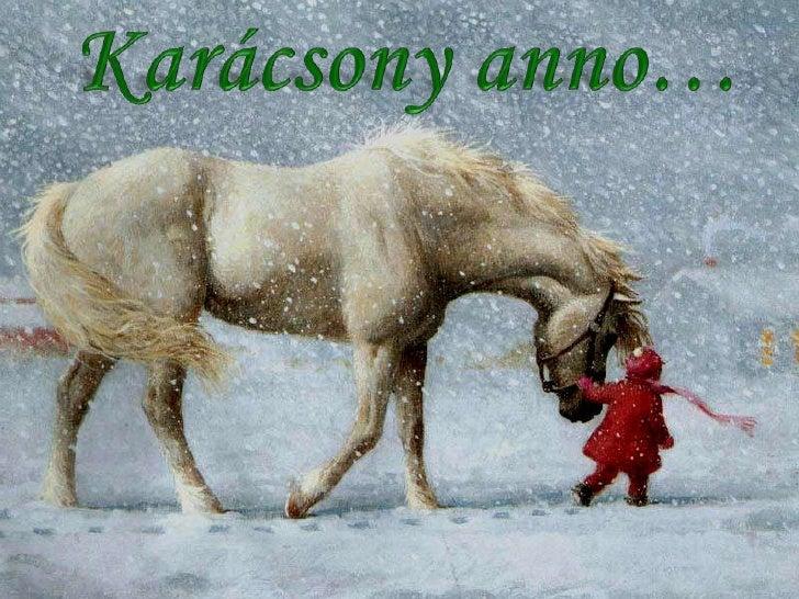 Karácsony anno…<br />