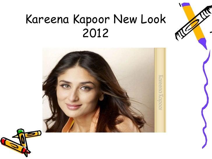 Kareena kapoor new look in 2012
