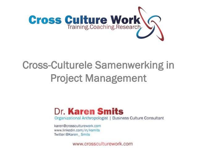 Cross-Culturele Samenwerking in Project Management