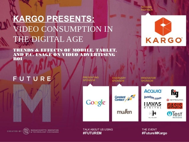 Kargo - Video Consumption in the Digital Age