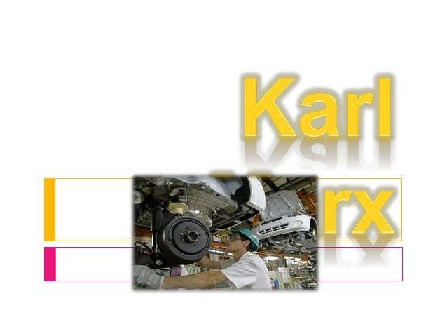 Os Clássicos da Sociologia - Karl Marx