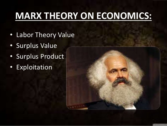 theories of karl marx They aren't, for marx capitalism had to be abolished and a global moneyless,stateless, wageless, classless society where production is for use not profit and there.