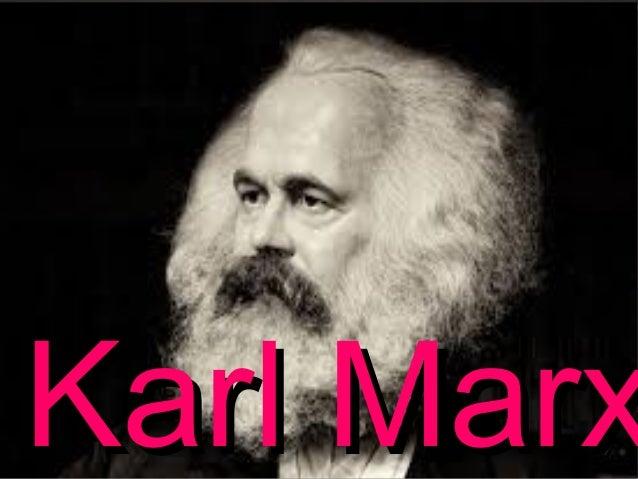 Karl MarxKarl Marx
