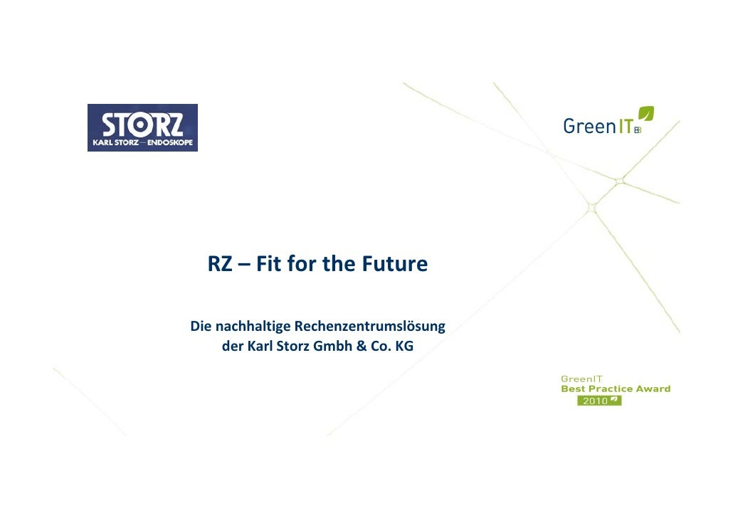 Karl Storz - RZ Fit for the Future