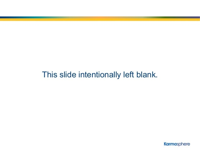 This slide intentionally left blank.