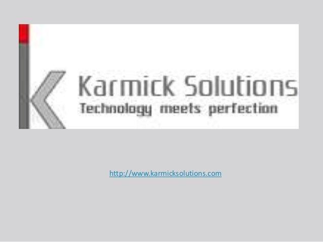 http://www.karmicksolutions.com