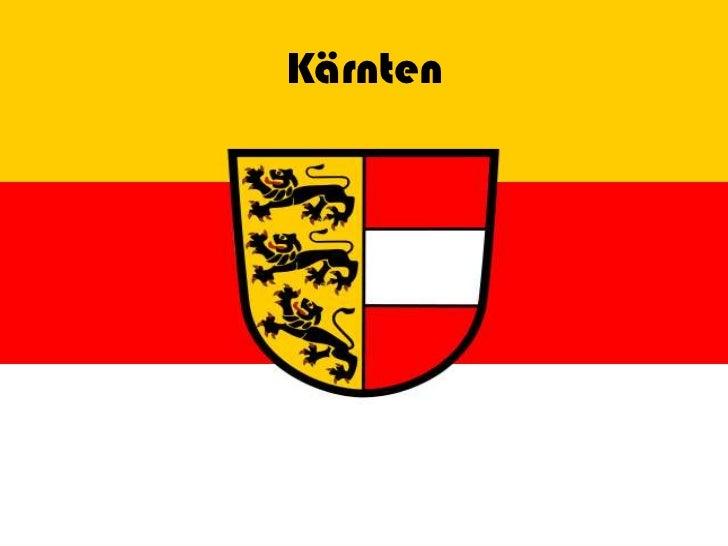Kärnten<br />