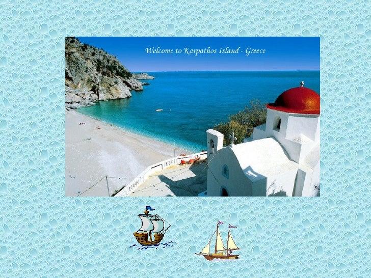 Karpathos & Kastelorizo : Two of the Dodecanese Islands - Greece