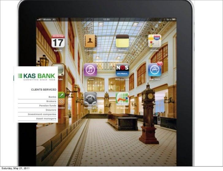 Kasbank presentatie 205 jaar