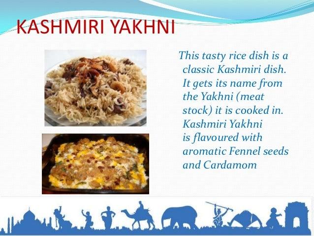 Kashmiri Cuisine Flavour