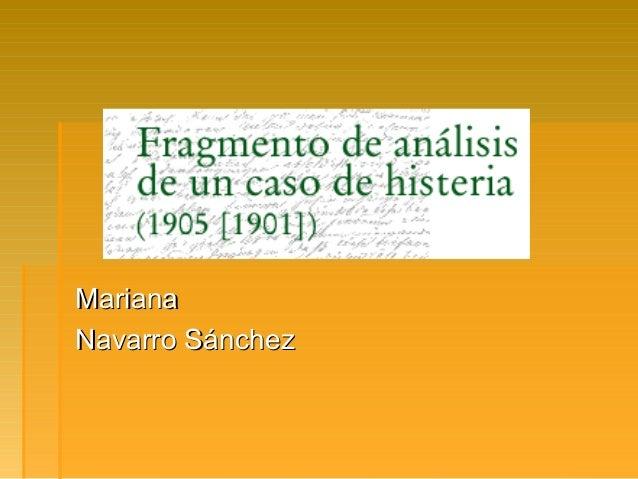 MarianaMariana Navarro SánchezNavarro Sánchez