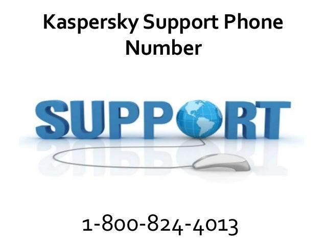 Kaspersky Customer Service 1-800-824-4013, Customer helpline Number