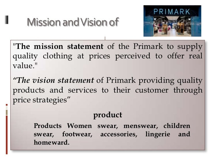 tesco mission statement along with their goals and objectives