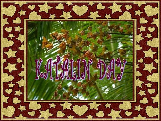 Katalin day  ildy