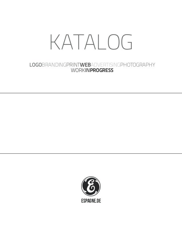 Espagne.de Service Katalog