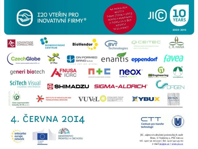 Katalog 120 vteřin pro biotechnologie 4.6.2014