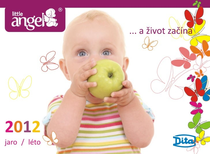 Katalog 2012 oblečení LittleAngel®