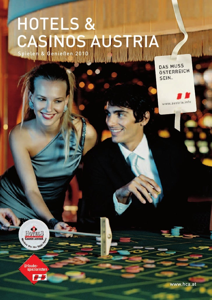 Hotels Casinos Austria Katalog 2010