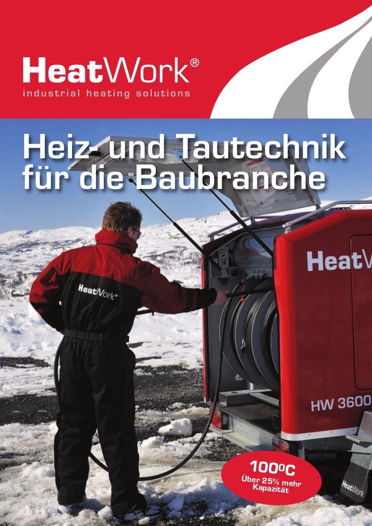 Heiz- und Tautechnikfür die Baubranche              1000C             Über 25% m               Kapazitätehr