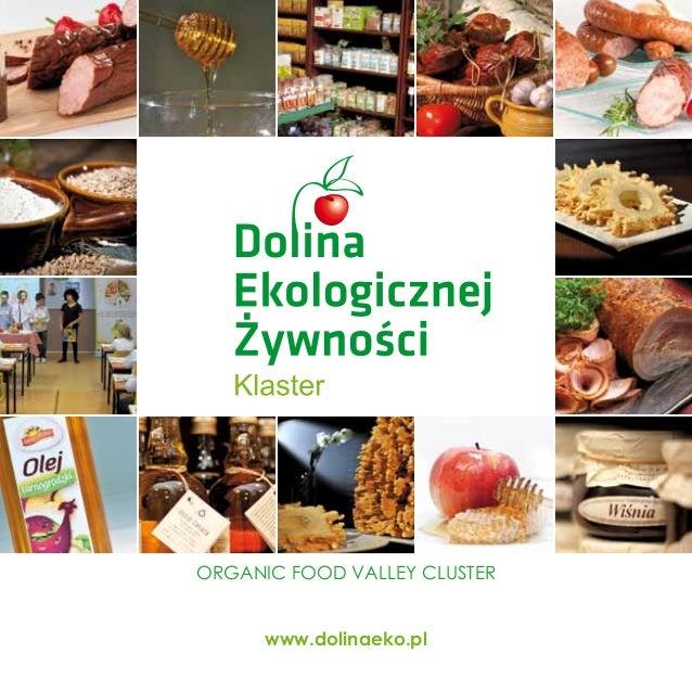 Katalog doliny ekologicznej żywności