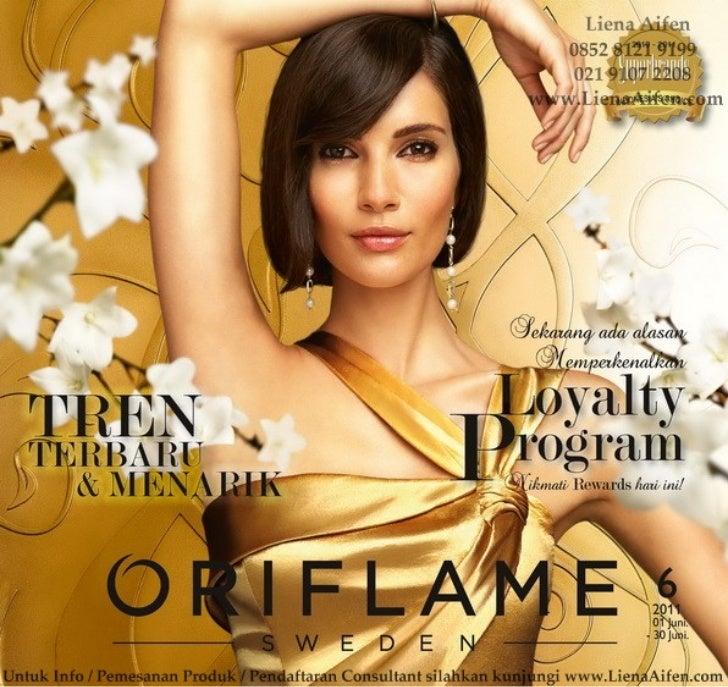 Katalog Oriflame juni 2011