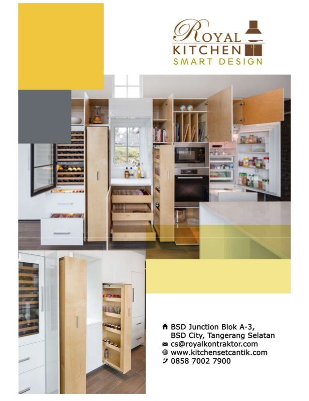 katalog kitchen set