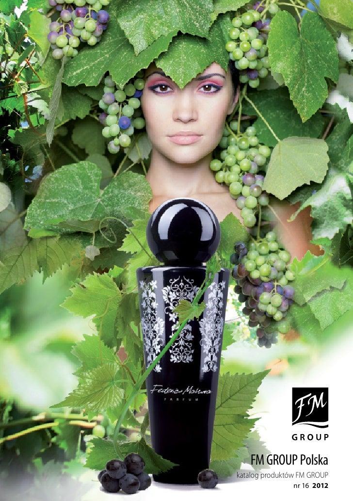 Katalog perfumeryjny nr16