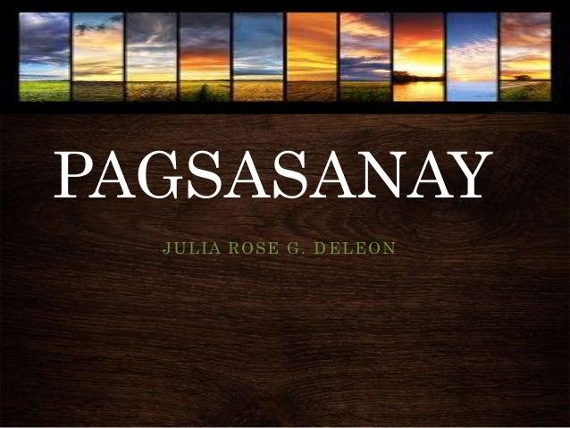 Katangiang pisikal - pagsasanay - quarter 1 - 3rd year