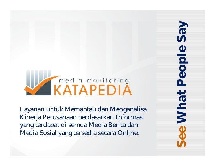 Katapedia.com presentation