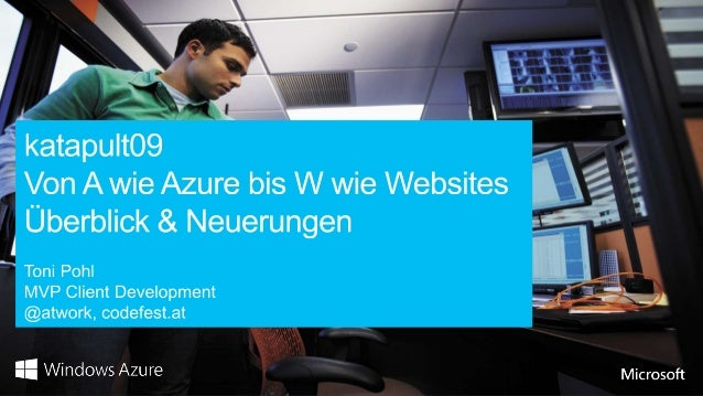 katapult09 Windows Azure Overview and News
