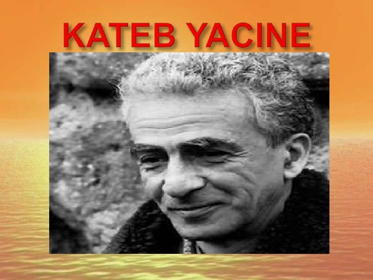 KATEB YACINE<br />