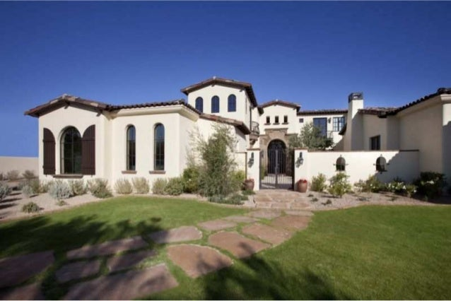 Santa barbara style home exteriors home design and style for Santa barbara style architecture