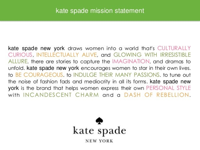 Founded in with six sophisticated yet functional handbags, Kate Spade New York has grown into a global lifestyle brand of bags, ready-to-wear, jewelry, shoes, gifts and beyond, each thoughtfully designed for individual resultsmanual.gqon: 10 Hudson Yards, New York, , NY.