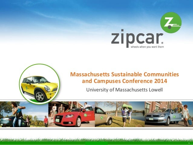 1confidential University of Massachusetts Lowell Massachusetts Sustainable Communities and Campuses Conference 2014