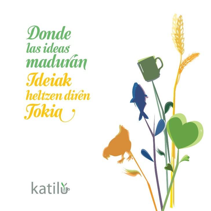 Folleto de Katilu foiletoa www.katilu.net
