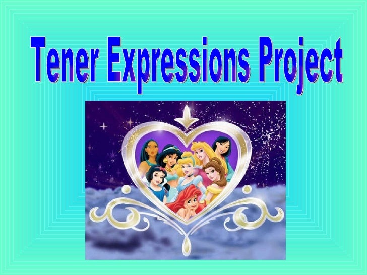 Tener Expressions Project