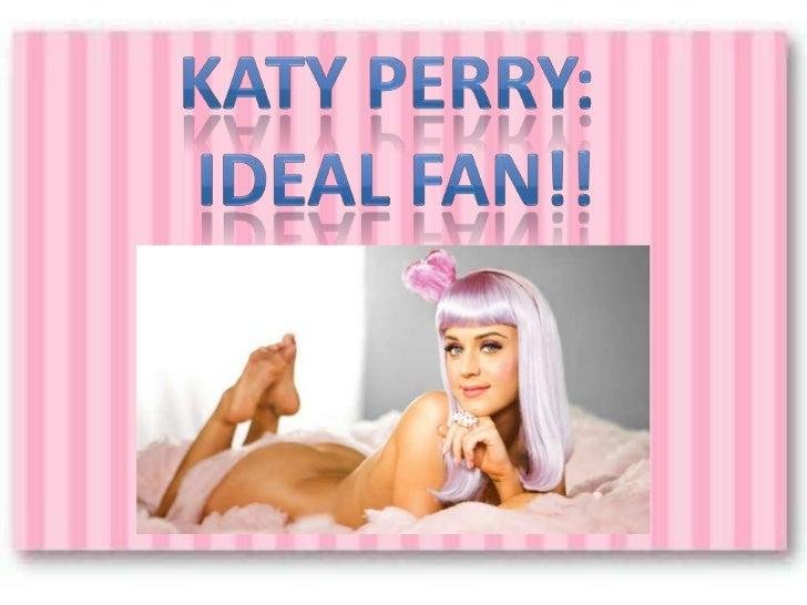 Katy Perry Target Audience