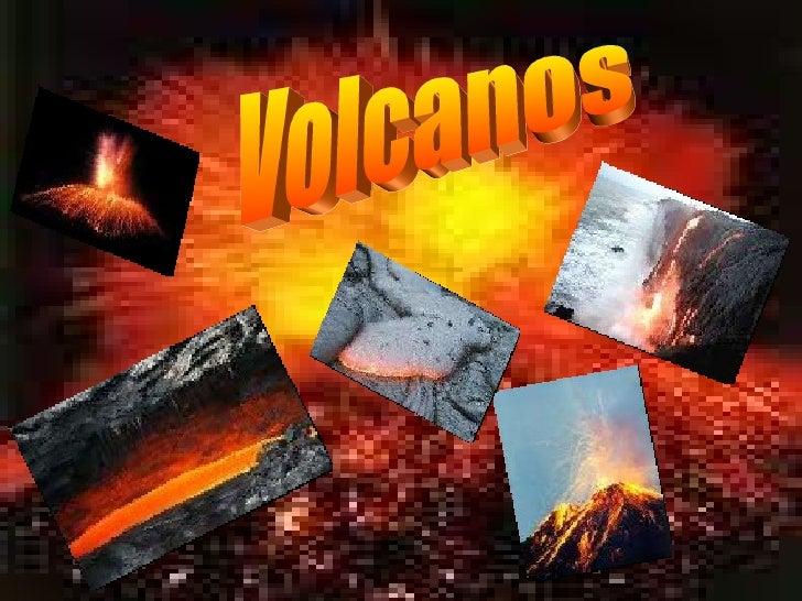 Katy's volcano presintation